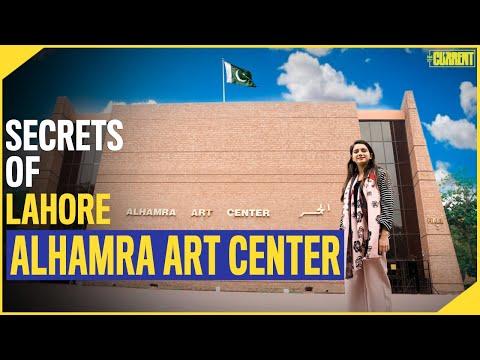 Alhamra | The Secrets of Lahore
