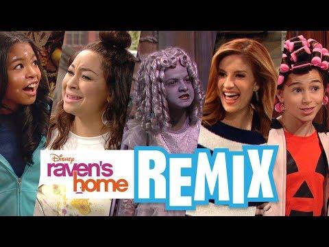 REMIX! Music Video 🎶🎧 | Raven's Home | Disney Channel