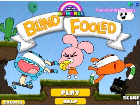 Gumball – Blind Fooled
