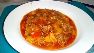 Мясо по-мексикански в мультиварке REDMOND RMC-M90