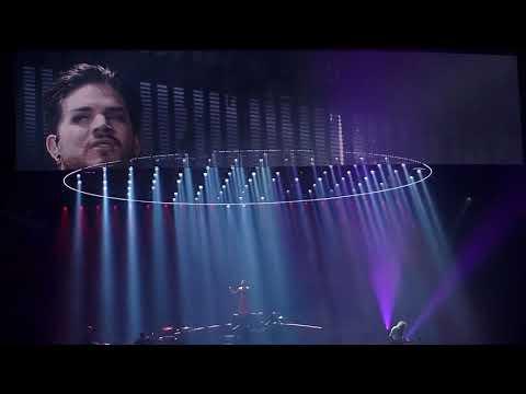 Queen + Adam Lambert - The Show Must Go On - Live - Park Theater Las Vegas