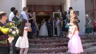 Свадьба Романа и Юлии. Самые яркие моменты.