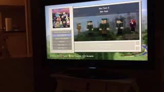 Minecraft Skins Xbox 360 -- John Harold and Jack
