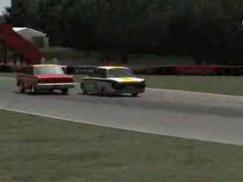Historic GT & Touring Cars  great online race
