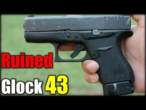 My Glock 43 is Ruined