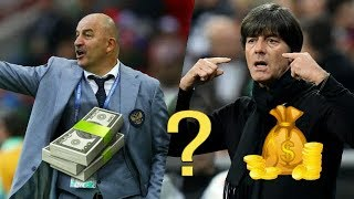 14 Highest Paid Coaches At 2018 FIFA World Cup (Revealed) - Most Expensive Coaches Right Now