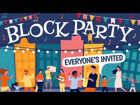Block Party Part 2 | Gladeview Christian School Elementary Chapel | Pastor Luis Subauste