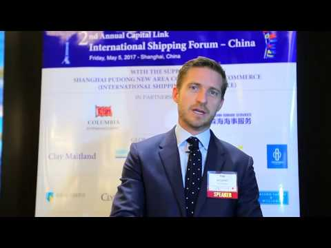 2017 2nd Annual International Shipping Forum - China - Interview with Mr. Tim Wilkins