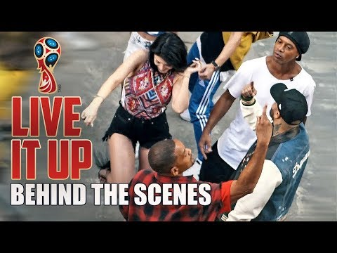 Live It Up (Behind the Scenes) - Nicky Jam...