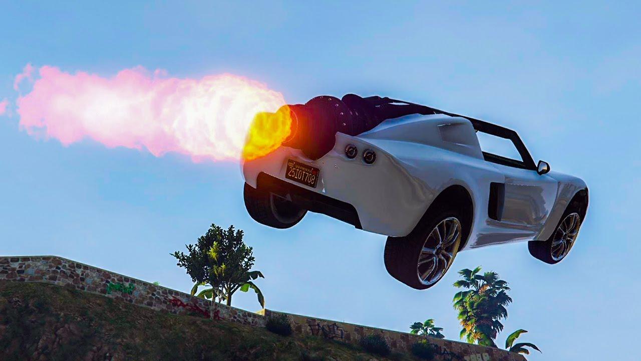 Une Voiture Volante Rocket Voltic 3 830 400 Gta 5