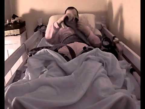 Hq Bondage In Bed 111