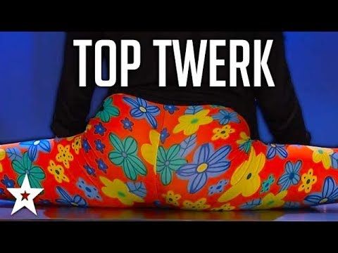 TOP 7 BEST TWERKING Auditions WORLDWIDE on Got Talent  Got Talent Global