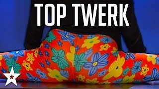 TOP 7 BEST TWERKING Auditions WORLDWIDE on Got Talent | Got Talent Global thumbnail