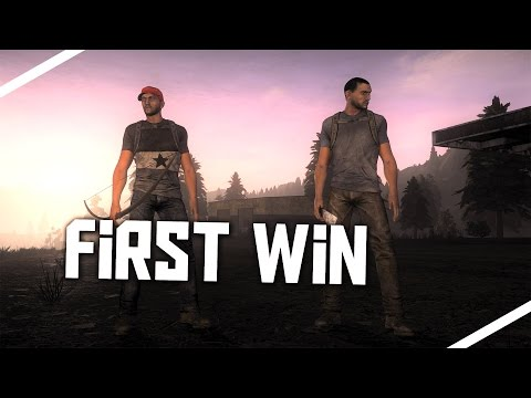 FIRST WIN - H1Z1 King of the Kill Gameplay