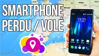 Localiser son smartphone perdu/volé sans application !