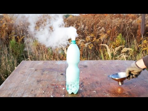 Thumbnail: 8 Cool Dry Ice Experiments!