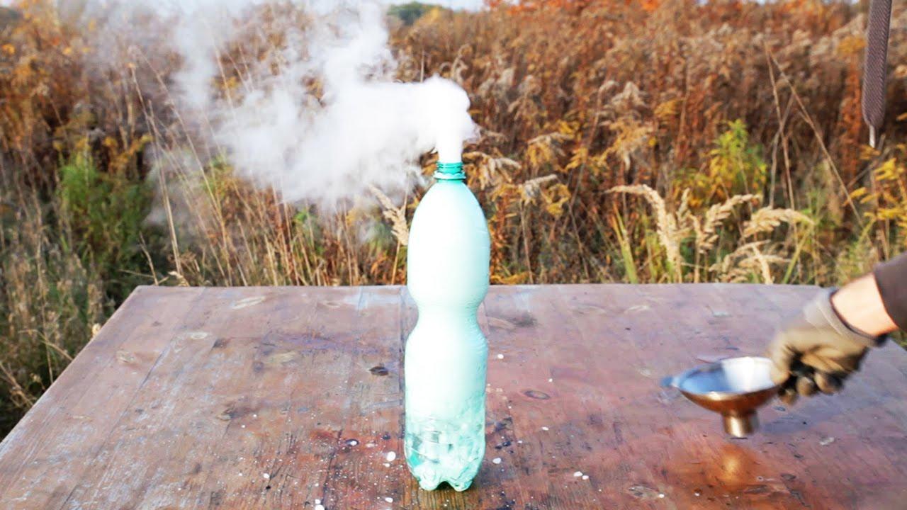 8 експерименти со мраз