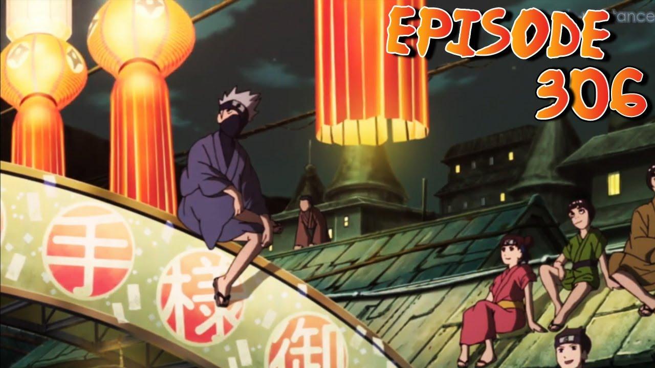 Review Naruto shippuden Episode 306   L'oeil du coeur
