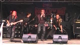STILL NO DOUBT Livevideo 2013 - Step Aside