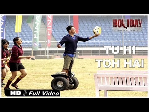 Tu Hi Toh Hai Khayal Mera Full  Song  Holiday