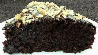Очень простой но нереально вкусный шоколадный торт брауни