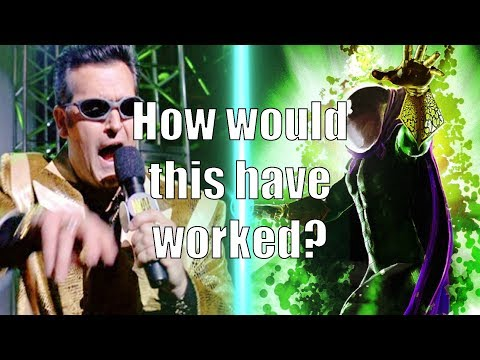 How was Bruce Campbell Mysterio? SpiderMan Trilogy Theory