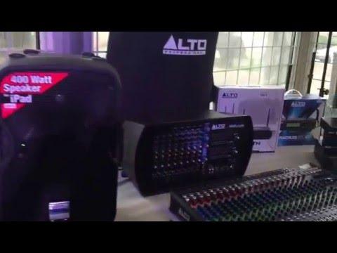 Alto professional in Showtechnic Music Market Slovakia