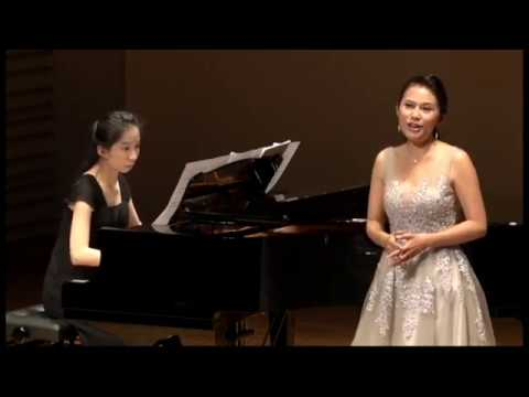 Yu-Hsin, Chen-Clair De Lune - G. Faure