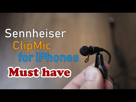 sennheiser-clipmic-review-best-mic-to-use-with-iphone-(hindi)