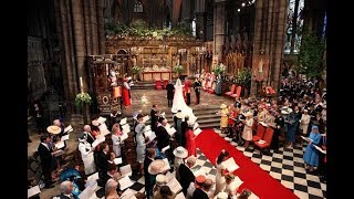 The Royal Wedding of Prince William and Catherine Middleton 2011