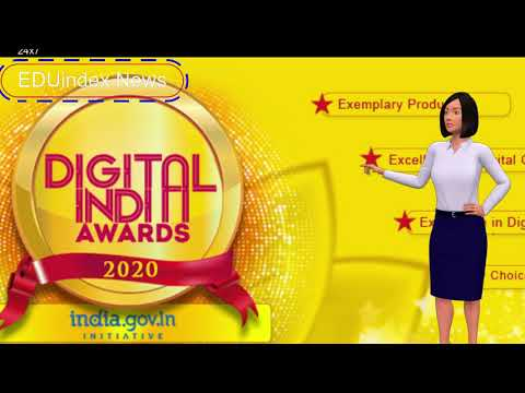 Online Nominations for Digital India Awards   2020