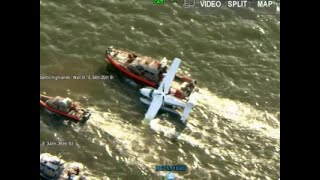 Possible Probe into NYC Seaplane Hard Landing