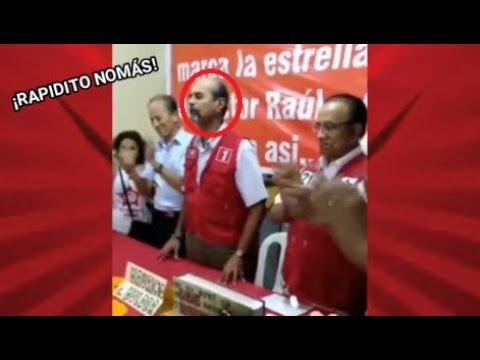 MAURICIO MULDER  DA ULTIMO DISCURSO