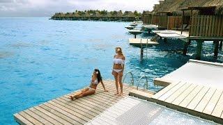 French Polynesia Fun! Bora Bora, Moorea and Tahiti.