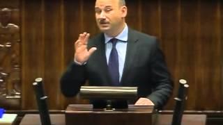 [44/502] Marcin Witko: Szanowny Panie Marszałku! Wysoka Izbo! Podczas niedawnej debaty ekonomiczn..