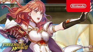 Fire Emblem Heroes - New Heroes (Rite of Shadows) thumbnail