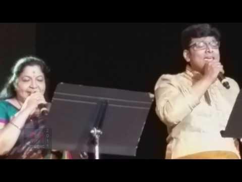 SPB 50 World Tour, Detroit - Chitra And Harish Raghavendra Sing Swasame