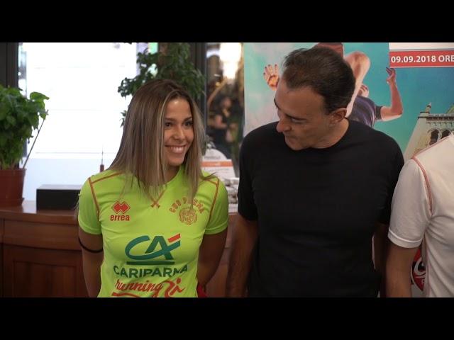 Presentazione maglia - Morning Run Cariparma Running 2018
