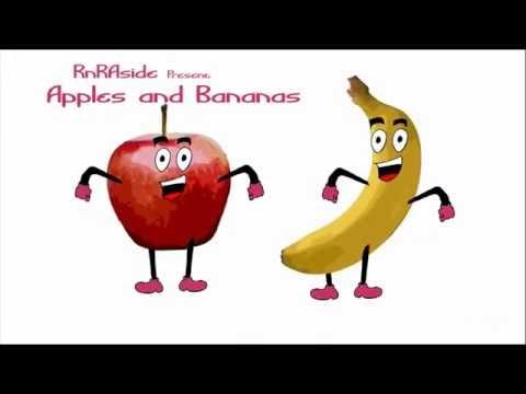 Baby Songs Les And Bananas Song