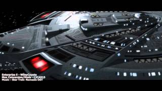 Video Star Trek: Nemesis Enterprise Opening Shot (Recreation) download MP3, 3GP, MP4, WEBM, AVI, FLV Juni 2017