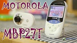 Motorola MBP27T: обзор видеоняни