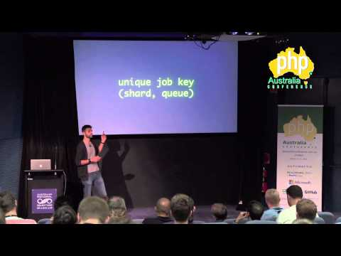 PHP Australia Conference 2015 - BUILDING A SCALABLE SYSTEM FOR TRACKING SHIPPING PACKAGES