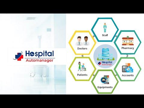 Hospital AutoManager - Hospital Auto Management System Software  | Bdtask Hospital Management System