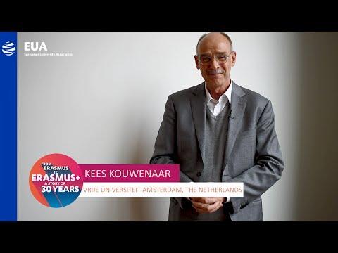 EUA Members & Erasmus+ - Kees Kouwenaar, Vrije Universiteit Amsterdam