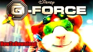 How To Download & Install G-Force Game In Pc