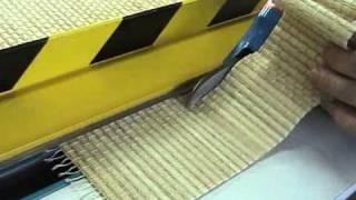 Sani Usa .com Woven Woods Pneumatic Shears Table Rbh-01