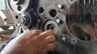 LEYLAND ENGINE TIMING(HINO ENGINE)