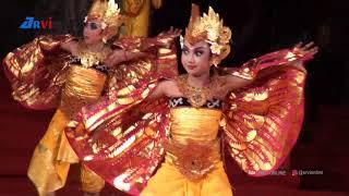 Tari Manuk Rawa GONG KEBYAR WANITA Duta Provinsi Bali PKB 2018