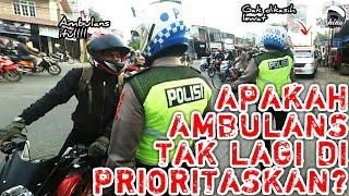 Download lagu APAKAH AMBULANS TAK LAGI DI PRIORITASKAN? | Escorting Ambulance #50