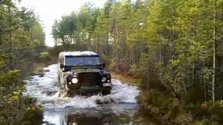 Land Rover 109 -74 Offroad